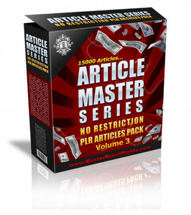 Article Master Series V3