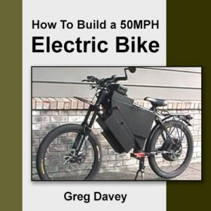 Build An Electric Bike - Save Money On Gas