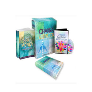 Chakra Activation System For Wealth Health And Loving Relationships