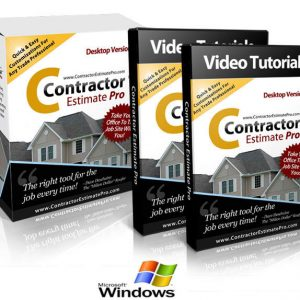 Contractor Pro Software For Trade Professionals