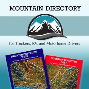 Mountain Driving Guide - For Truckers And Motorhome Drivers