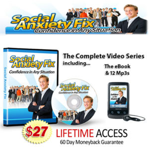 Overcome Your Social Anxiety - Be Confident In Any Situation