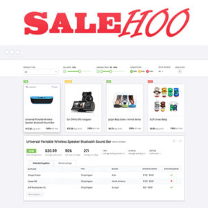 SaleHoo Wholesale And Dropship Directory - Find Your Products Now
