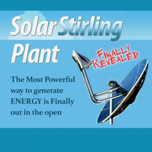 Solar Stirling Plant - Most Powerful Way To Generate Electricity