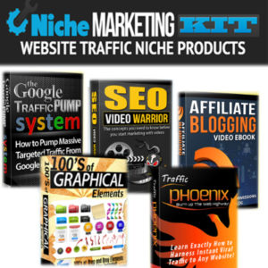 Niche Marketing ToolKit Package