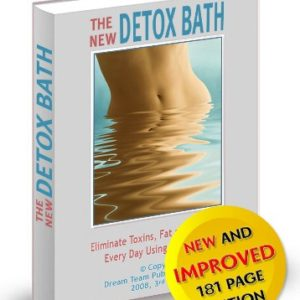 10-Minute Detox Bath - Eliminate Toxins and Fat