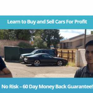 Buy And Sell Cars For Profit