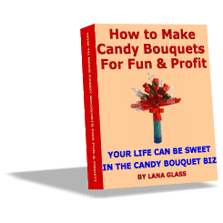 Candy Bouquet Business - A Complete How-To-Guide
