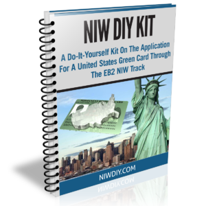 EB2 NIW Do-It-Yourself Kit