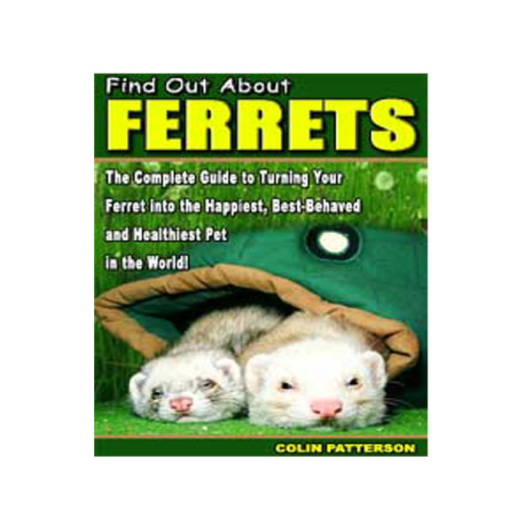 Ferret Care and Training Guide
