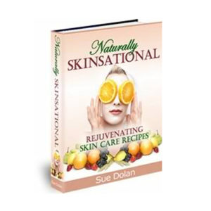 Homemade Skin Treatments - Anti-Aging Skin Care Recipe Ebook