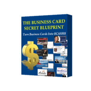How To Turn Business Cards Into CASH - A Step-By-Step Blueprint