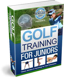 Junior Golf Training - Fitness, Nutrition, Psychology