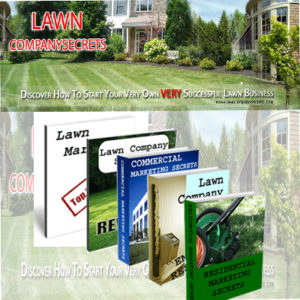Lawn Marketing Secrets For Successful Lawn Business