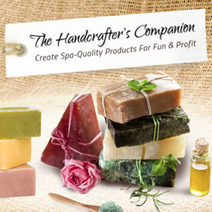 Make Spa Products at Home - The Handcrafter's Companion
