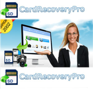 Memory Card Recovery Pro - Recover Files In 3 Easy Steps