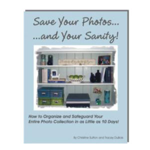 Organize Your Photos - Protect Your Photo Collection