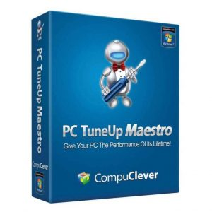 PC Tuneup Maestro With CompuClever