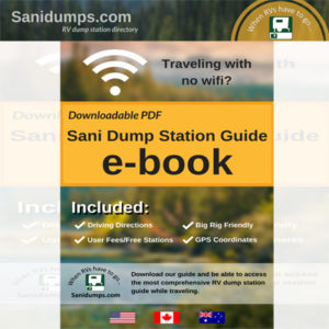 RV Dump Station Locations E-book - Sani Dump Guide