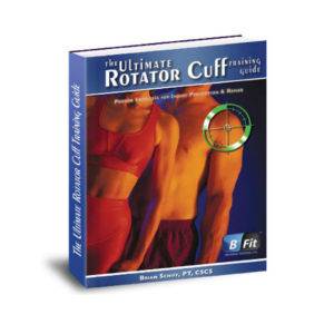 Rotator Cuff Training Guide - Eliminate Your Shoulder Pain