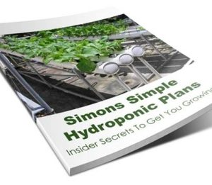 Simple Hydroponics Plans Ebook