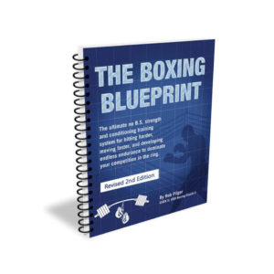 The Boxing Blue Print Training System - Dominate In Your Competition