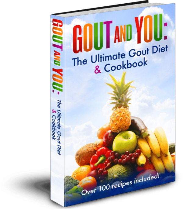 The Ultimate Gout Diet And Cookbook - Lower Your Uric Acid In 60 Days