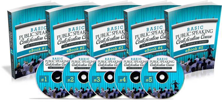 Public Speaking Certification - Boost Your Confidence