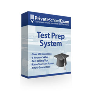 Raise Your ISEE And SSAT Score - Test Prep System