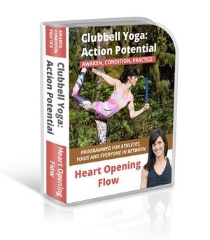 Clubbell Yoga: Action Potential