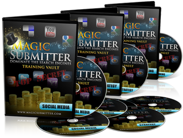Magic Submitter For SEO - Dominate Search Engines