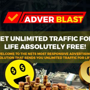 Adverblast Unlimited Traffic Everyday