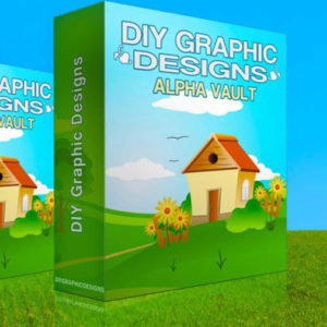 DIY Graphic Designs Alpha Vault