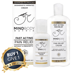 MindBody Matrix - Pain Relief Cream That Works
