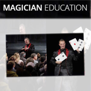 Online education to become a magician fast
